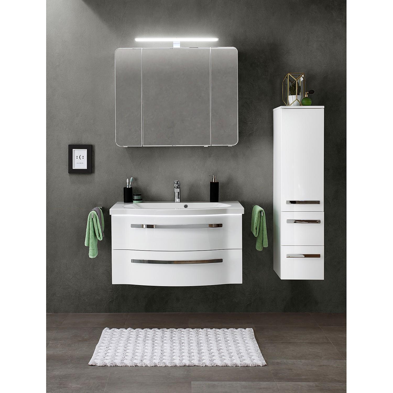home24 Badezimmerset Fokus 4005 III (2-teilig)