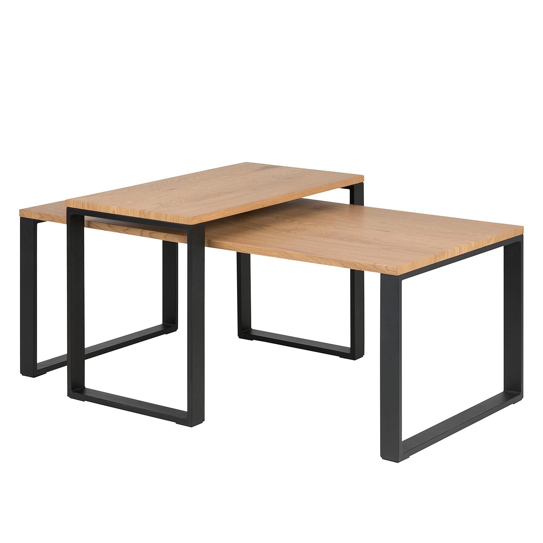 Tables basses Vacaria I (lot de 2)