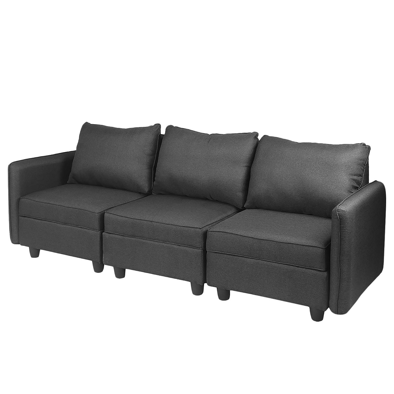 home24 Sofa Lavara I (3-Sitzer)