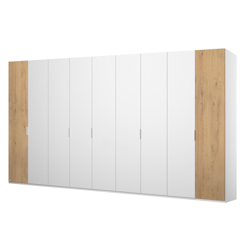 Drehtuerenschrank SKOEP XVII | Schlafzimmer > Kleiderschränke | Weiss | SKOEP