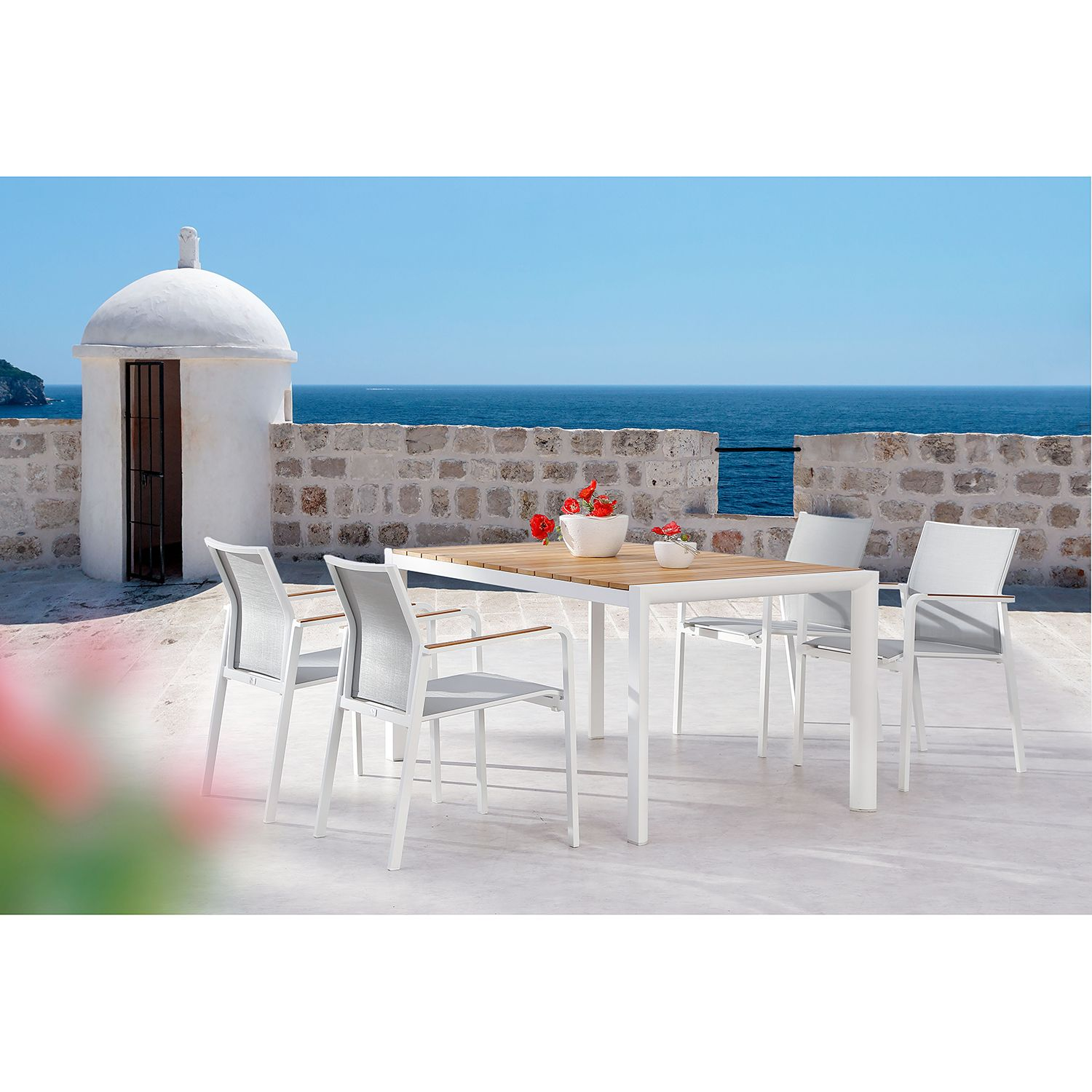 Table de jardin Paros