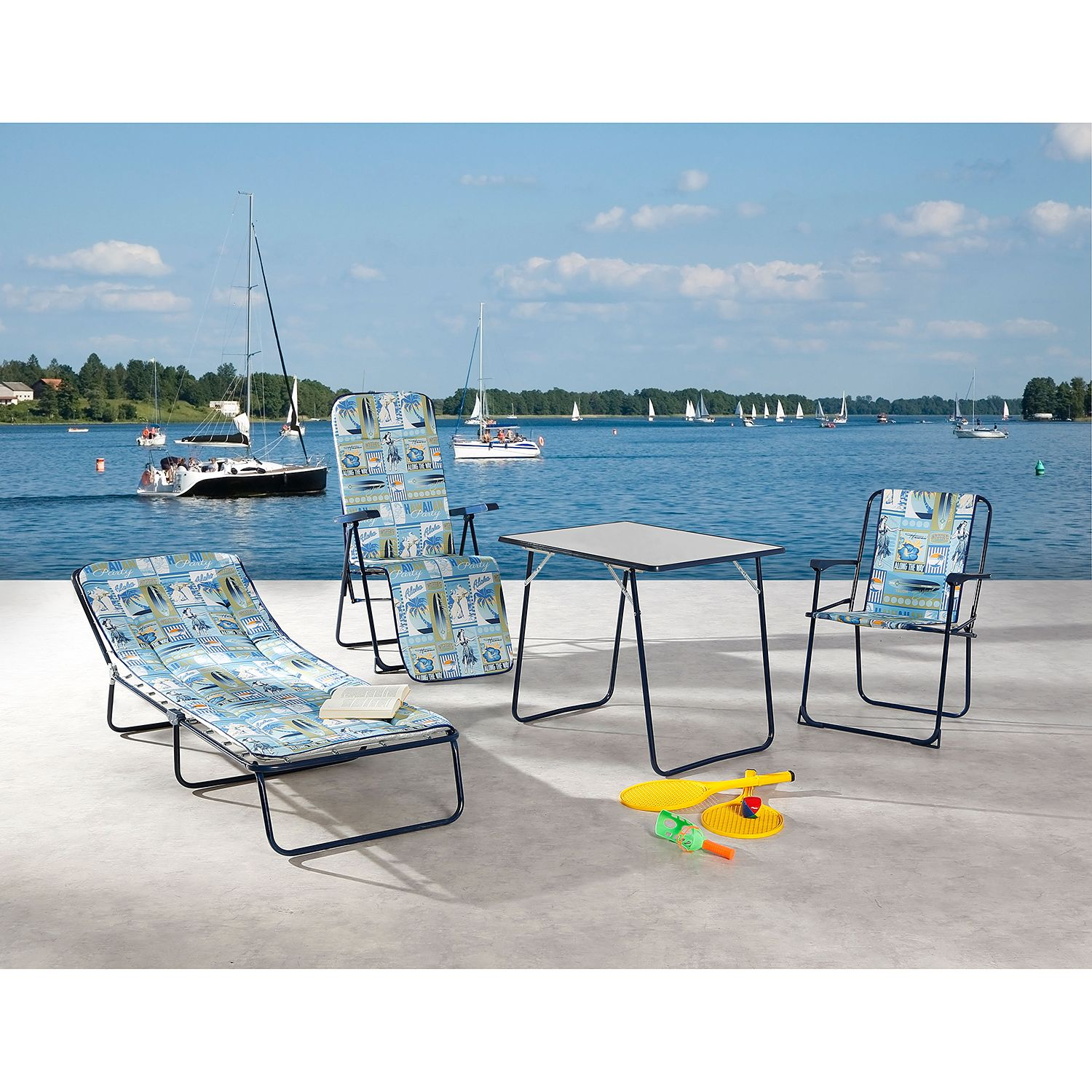 Chaise longue Chiemsee III