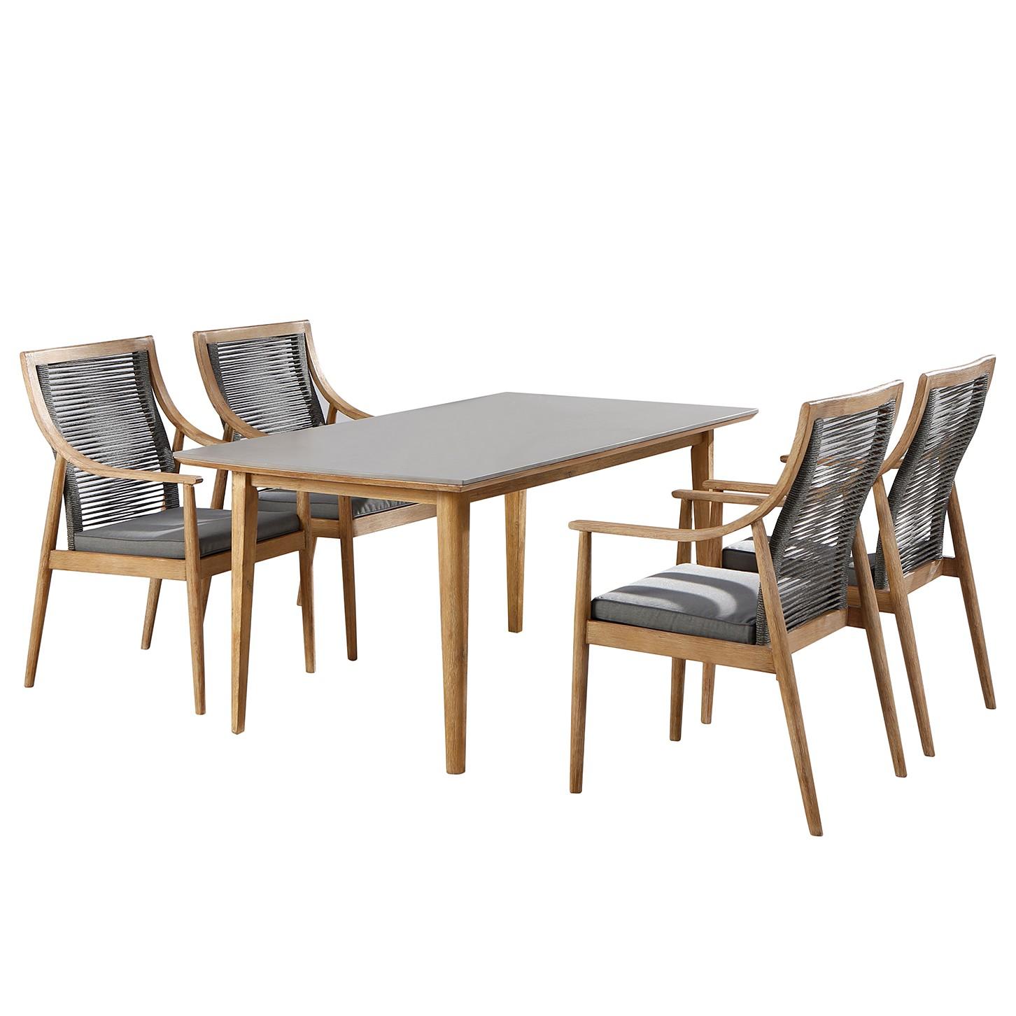 9c98e9d5fda249 Holz Stühle Creme Preisvergleich • Die besten Angebote online kaufen