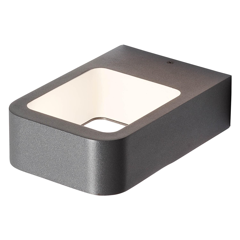 home24 LED-Wandleuchte Phelia