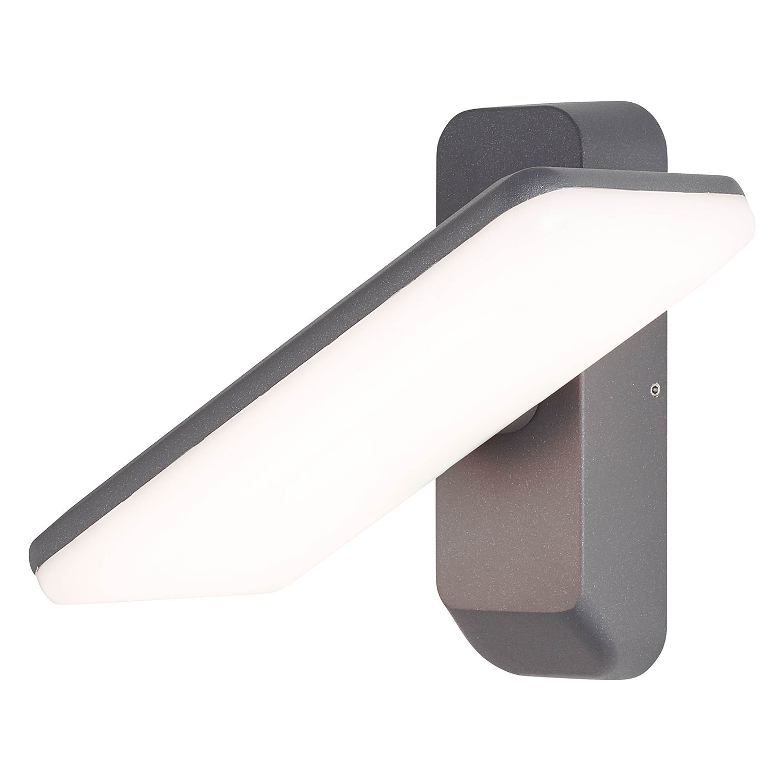 home24 LED-Wandleuchte Gladi