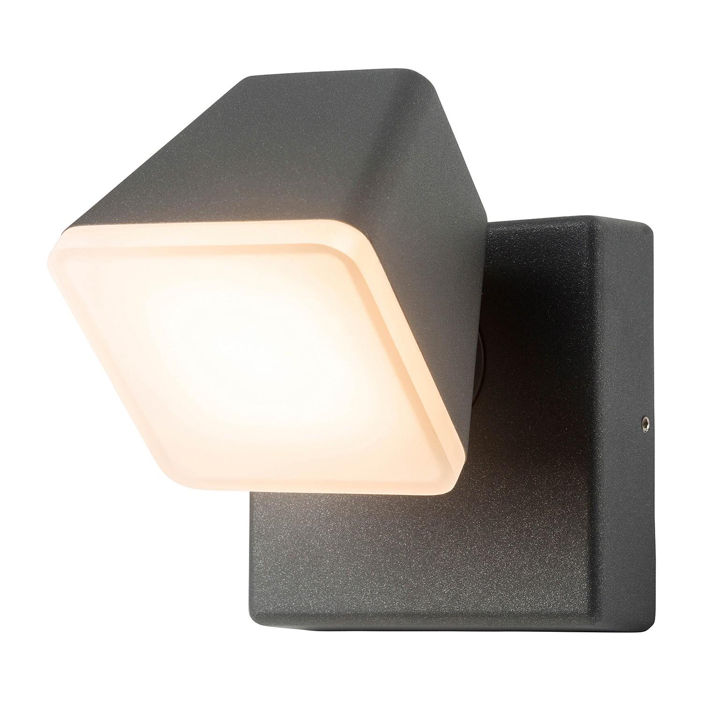 home24 LED-Wandleuchte Isacco