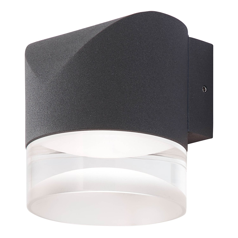 home24 LED-Wandleuchte Daile