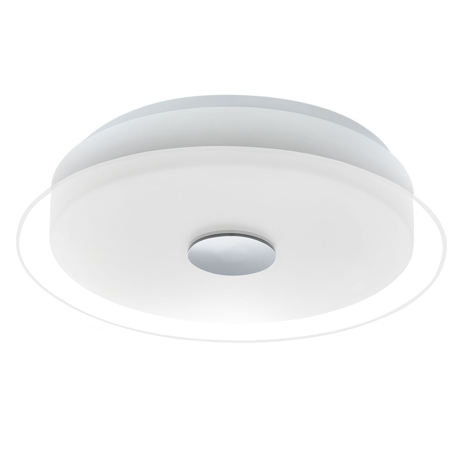 home24 LED-Wandleuchte Parell
