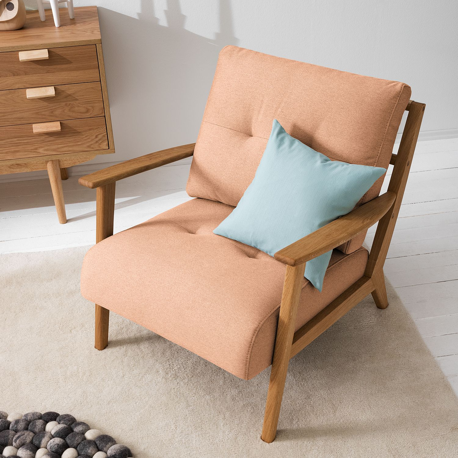 Fauteuil Timon I