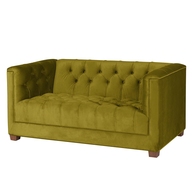 Sofa Grand II (2-Sitzer) | Wohnzimmer > Sofas & Couches | Gruen | home24