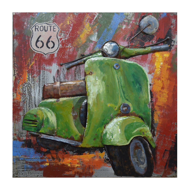 Bild Motorroller, Kayoom