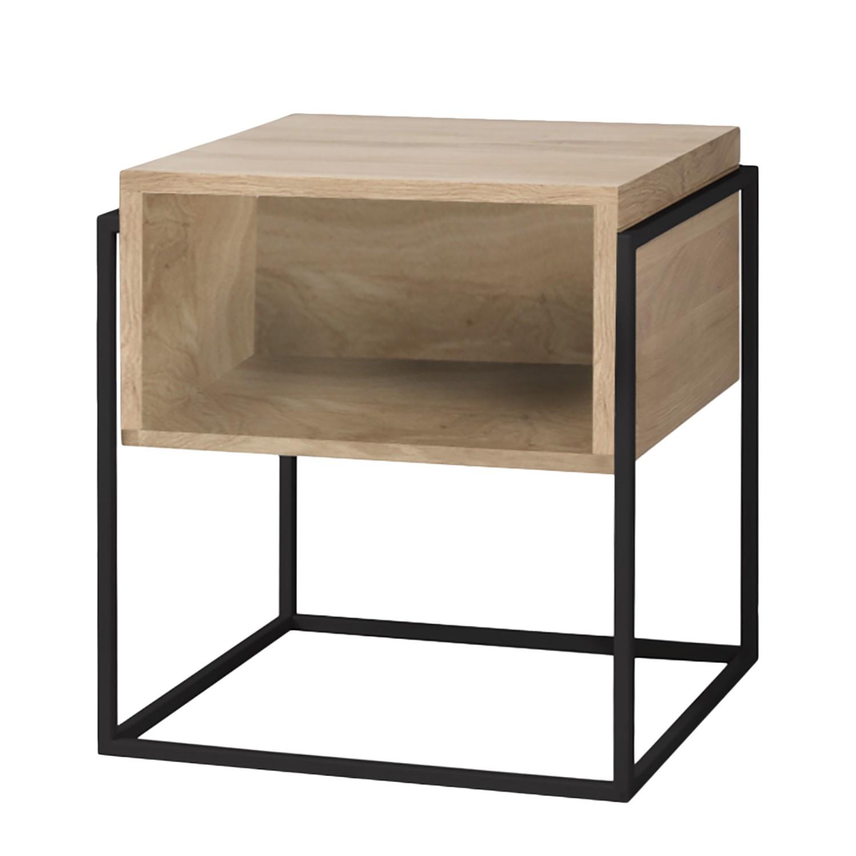Schlafzimmermöbel - Nachttisch Cubus - ars manufacti - Gelb
