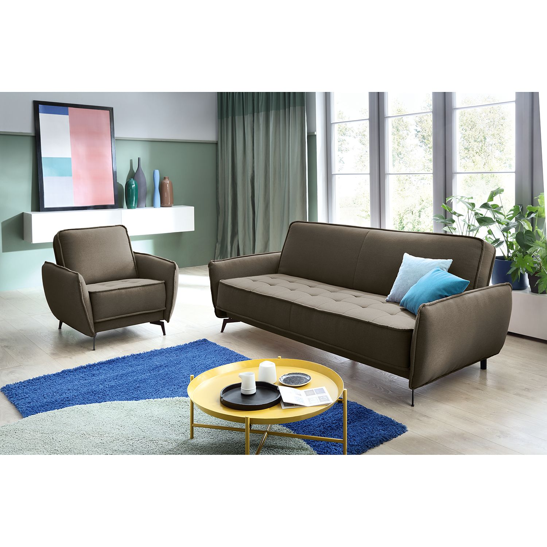 home24 Polstergarnitur Lonau (3-1)   Wohnzimmer > Sofas & Couches > Garnituren   loftscape