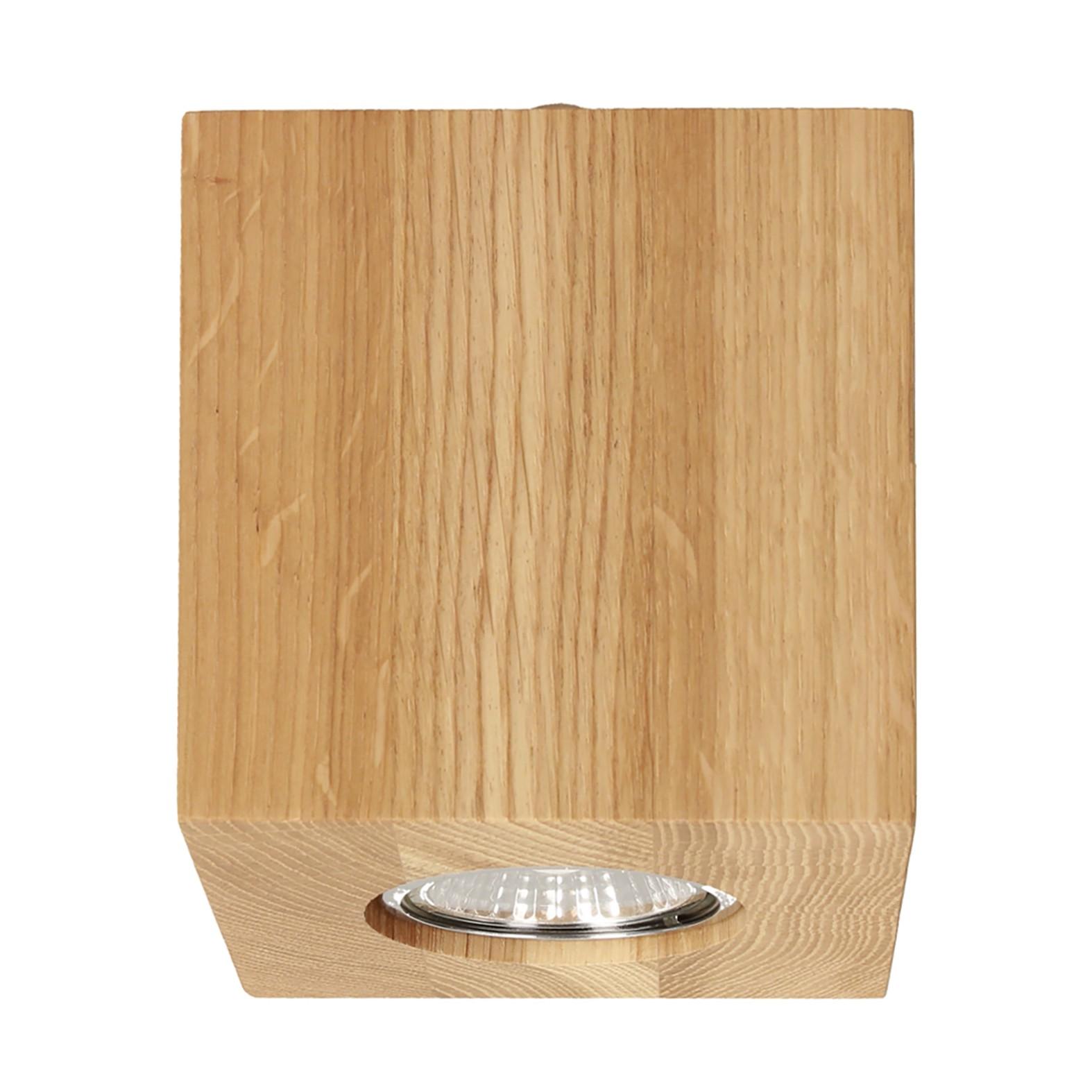 home24 LED-Deckenleuchte Wooddream I