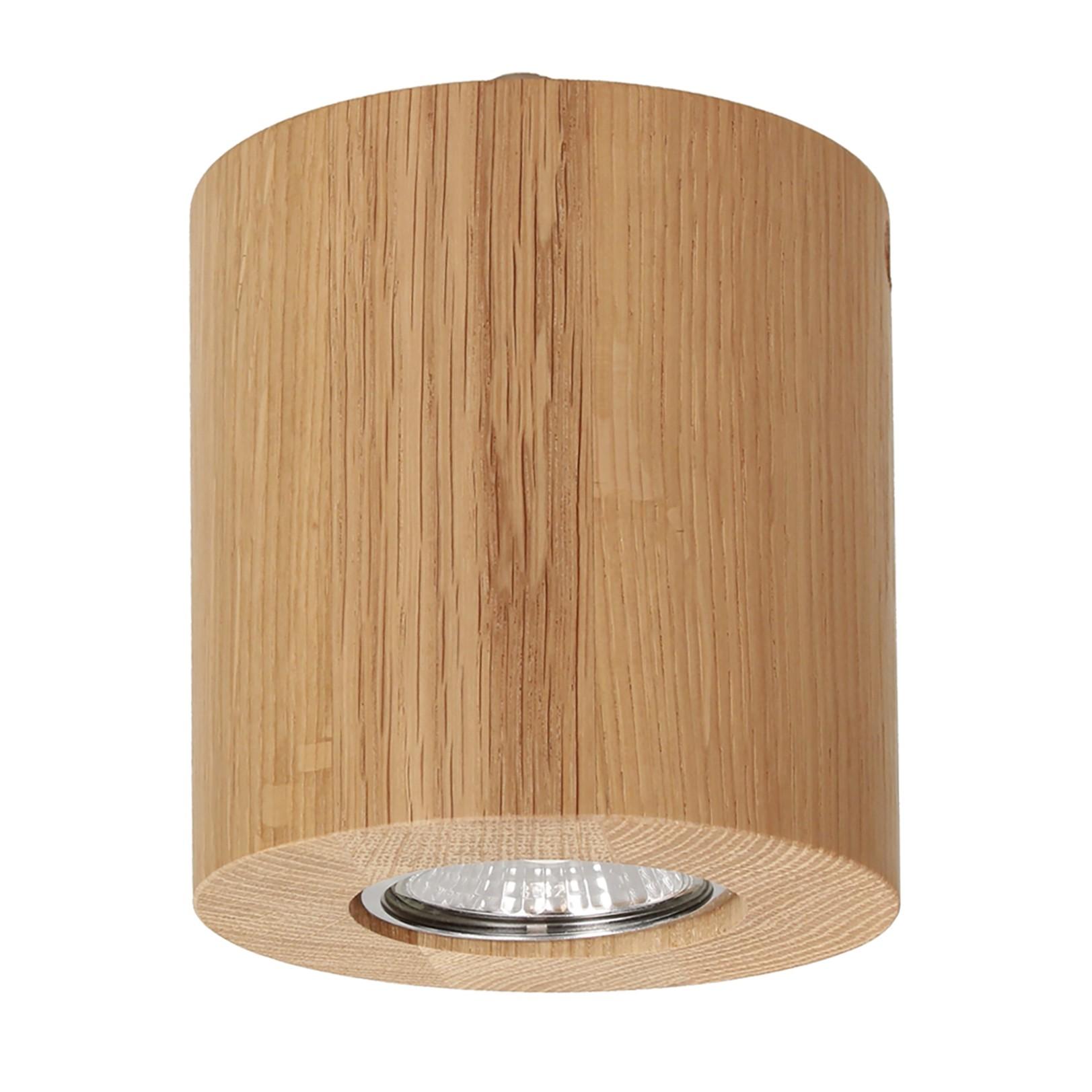 home24 LED-Deckenleuchte Wooddream III
