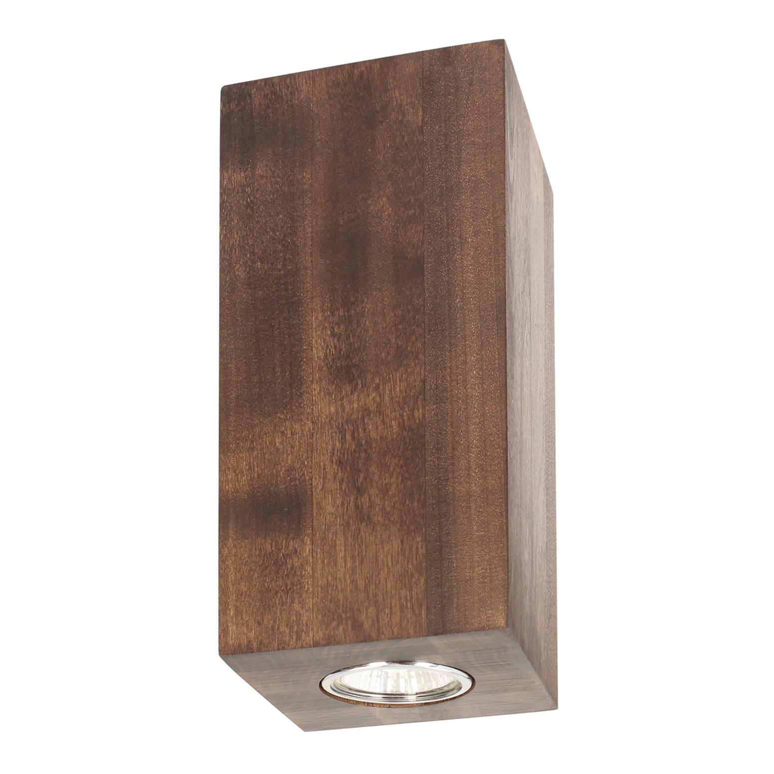 home24 LED-Deckenleuchte Wooddream II