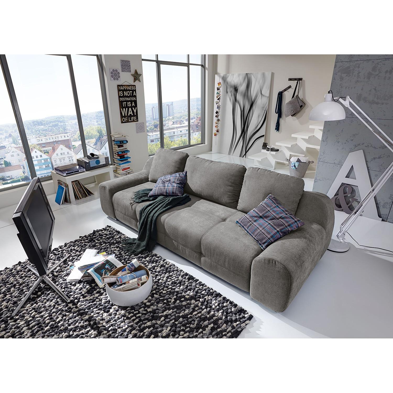 Big Sofa Macacona | Wohnzimmer > Sofas & Couches > Bigsofas | Grau | loftscape