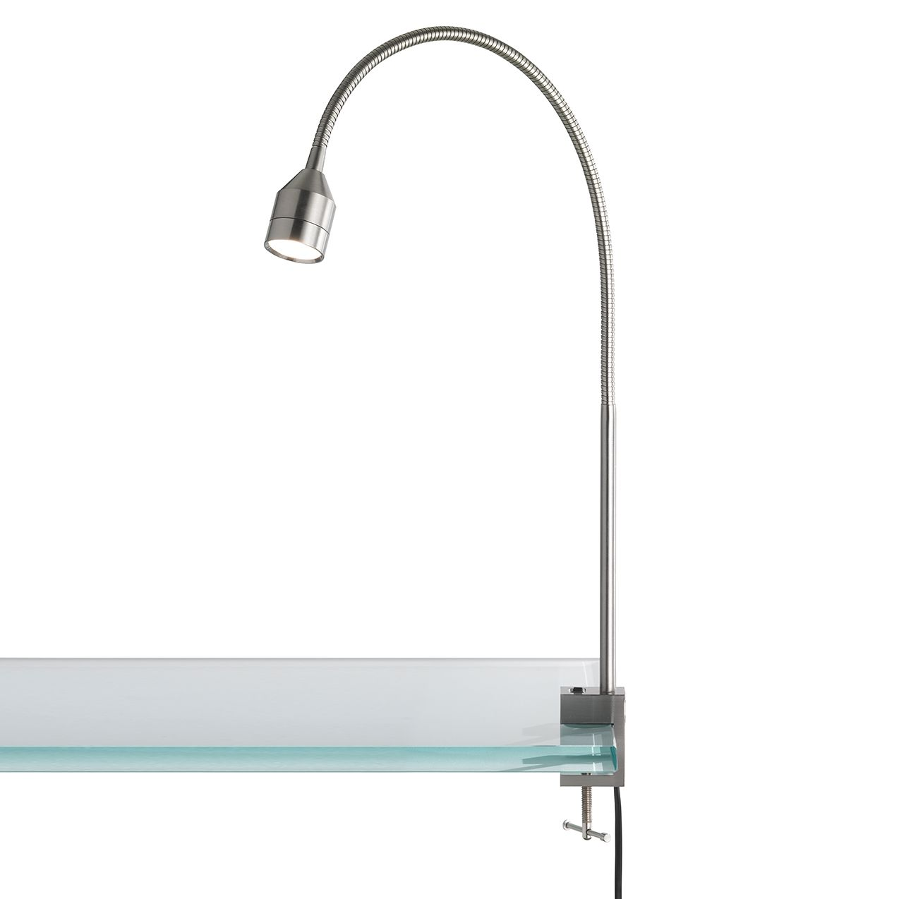 home24 LED-Wandleuchte Lovi III