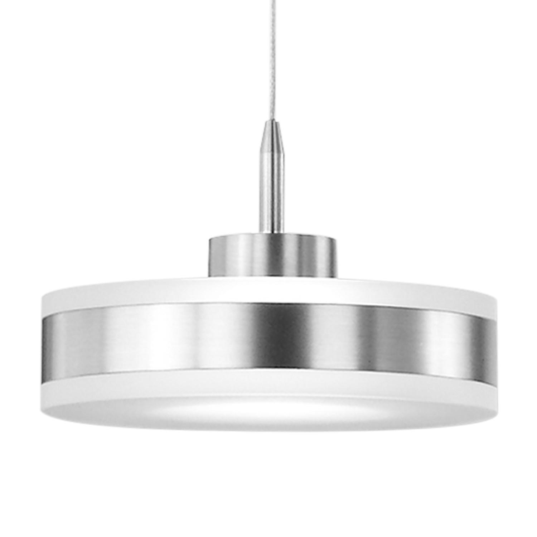 home24 LED-Pendelleuchte Puk I