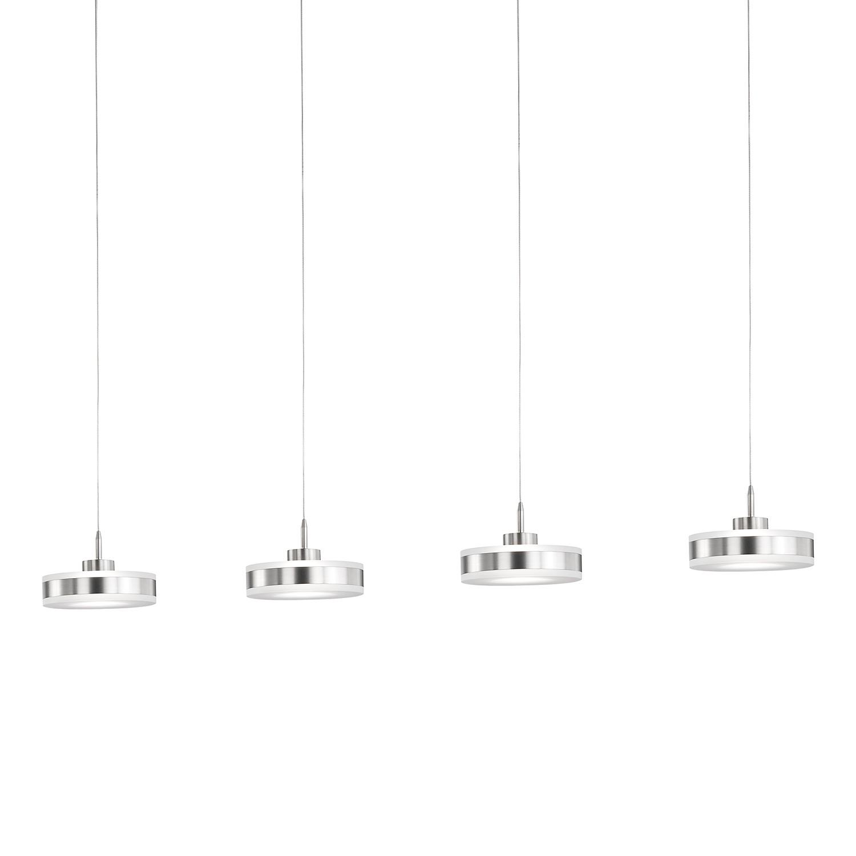 home24 LED-Pendelleuchte Puk II
