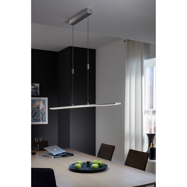 home24 LED-Pendelleuchte Metz I