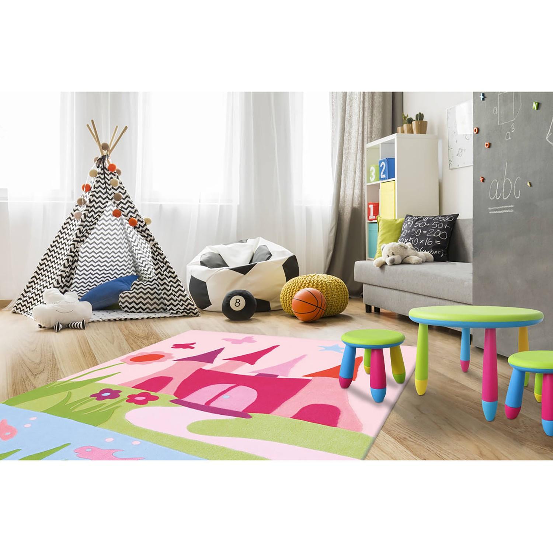 Kinderteppich Joy Castle I Empfehlung Post 3971