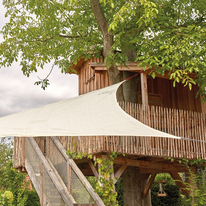 home24 Sonnensegel Solino I | Garten > Sonnenschirme und Markisen | Beige | Siena Garden