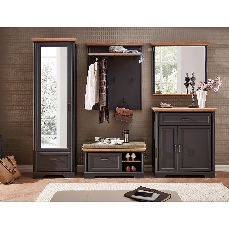 home24 Garderobenset Jasmund I (5-teilig) | Flur & Diele > Garderoben > Garderoben-Sets | Ridgevalley