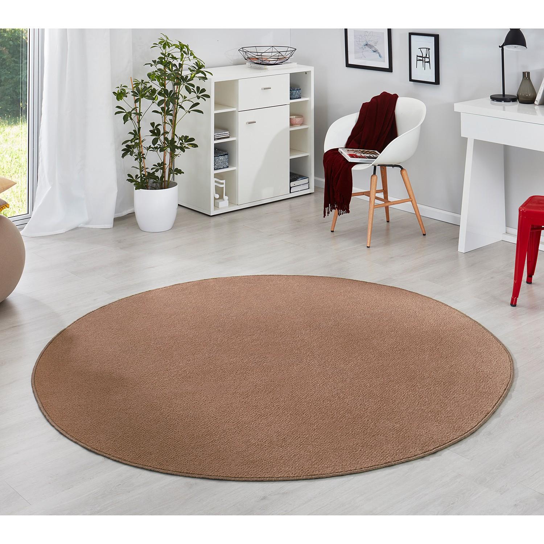 home24 Kurzflorteppich Fancy Circle