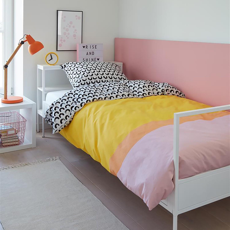 home24 Kinderbettwaesche Mette | Kinderzimmer > Textilien für Kinder > Kinderbettwäsche | Gelb | Beddinghouse