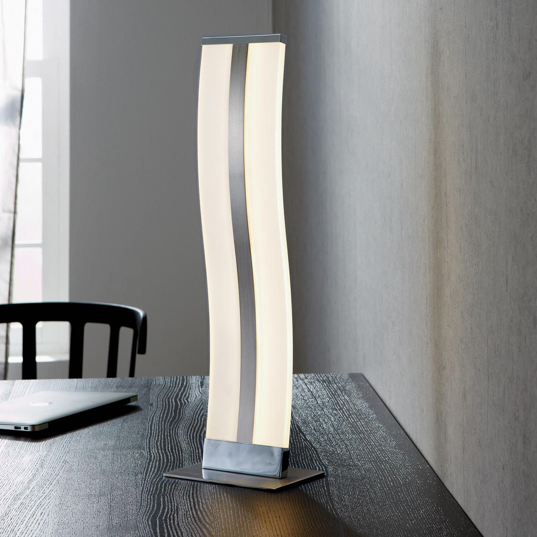 home24 LED-Tischleuchte Louvre