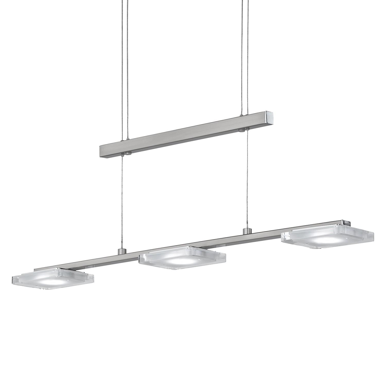 home24 LED-Pendelleuchte Vileta