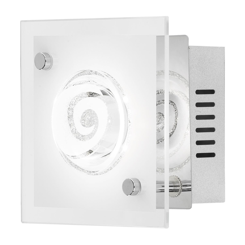 home24 LED-Wandleuchte Tyra