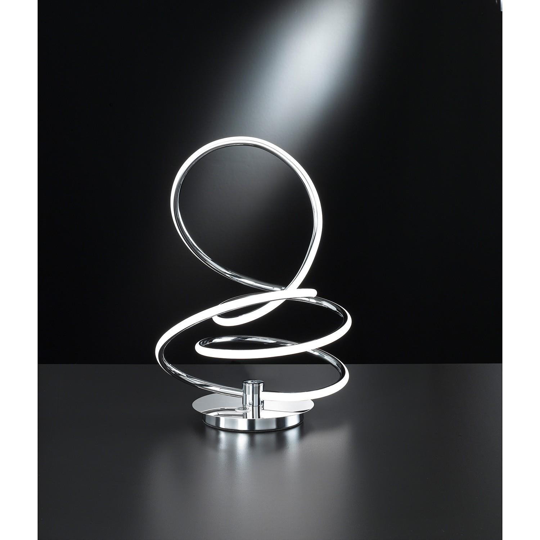 home24 LED-Tischleuchte Soller