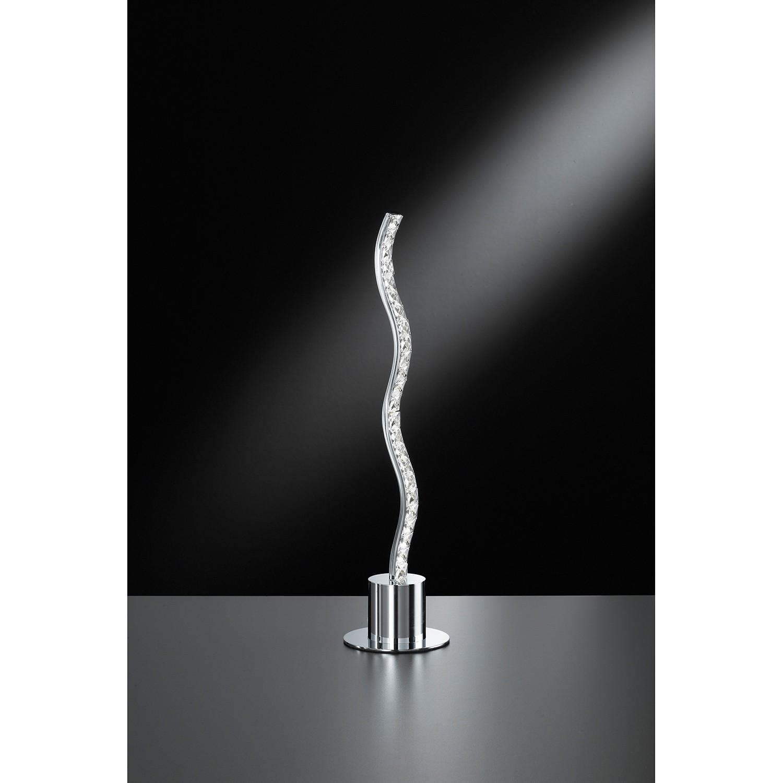 home24 LED-Tischleuchte Ammari