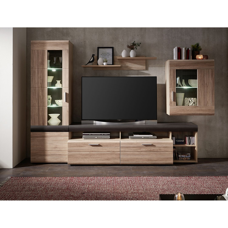 Meubles TV muraux Zadel (4 éléments)