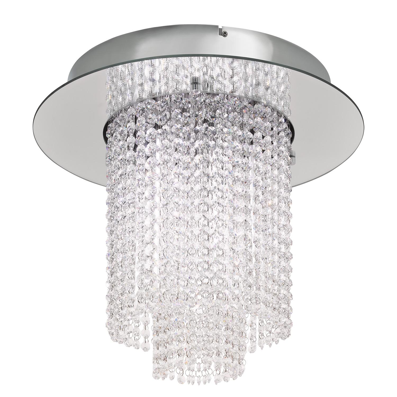 home24 LED-Deckenleuchte Vilalones