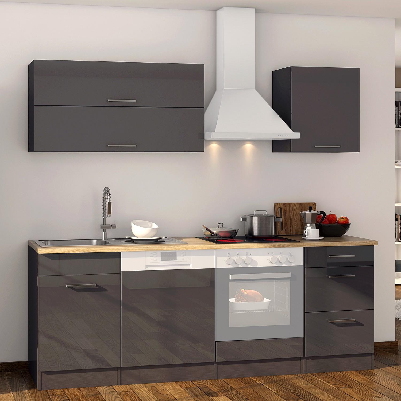 home24 Kuechenzeile Mailand I | Küche und Esszimmer > Küchen > Küchenzeilen | Held Moebel