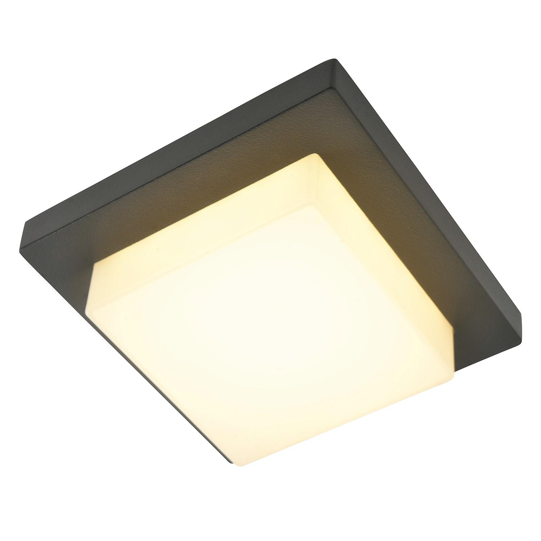 home24 LED-Deckenleuchte Oizy