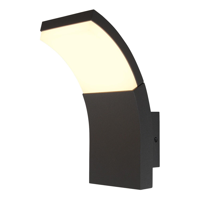 home24 LED-Aussenwandleuchte Puruba I