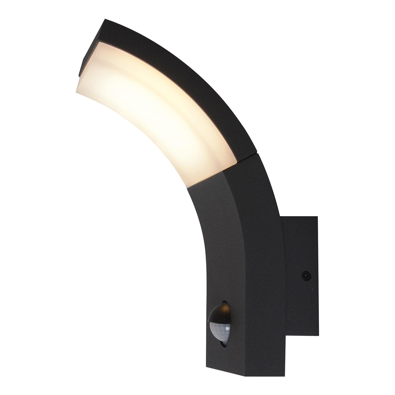 home24 LED-Aussenwandleuchte Puruba II