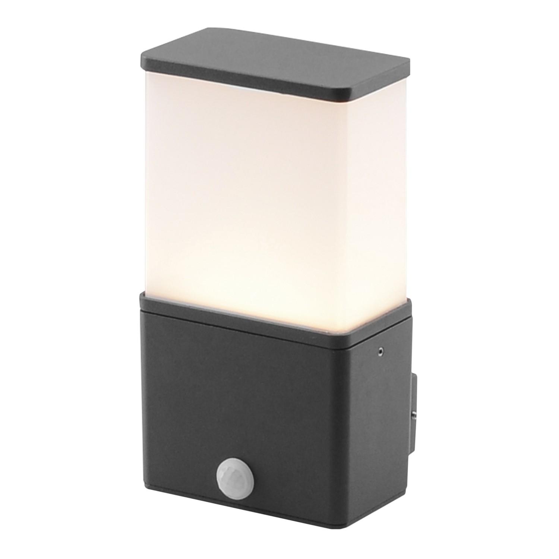 home24 LED-Aussenwandleuchte Lismore