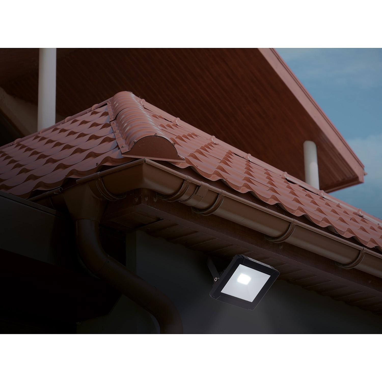 home24 LED-Aussenwandleuchte Caete II
