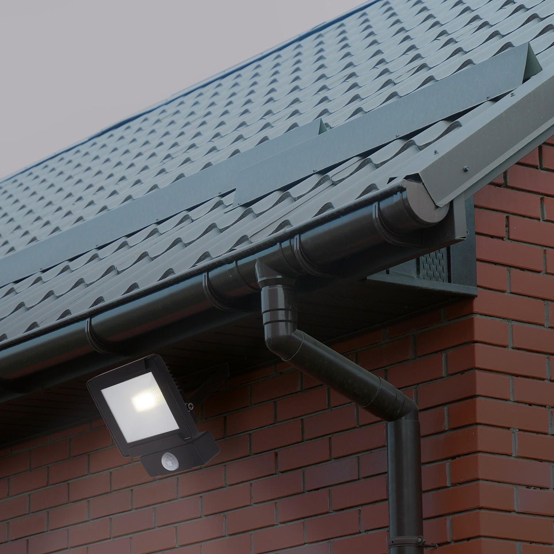 home24 LED-Aussenwandleuchte Auron II