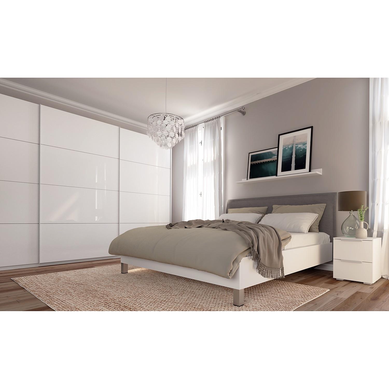 home24 Schwebetuerenschrank SKOEP III   Schlafzimmer > Kleiderschränke