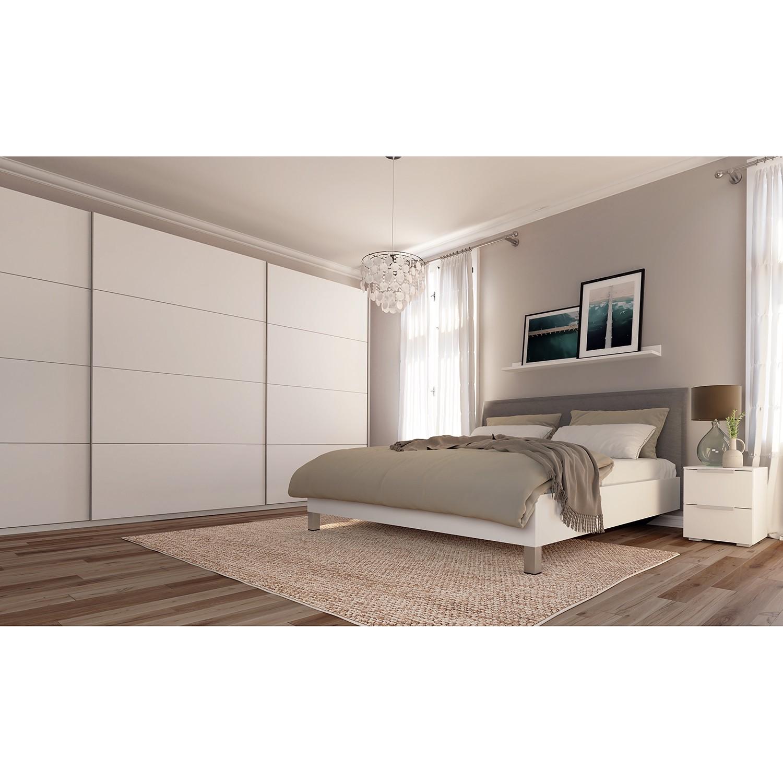 home24 Schwebetuerenschrank SKOEP I | Schlafzimmer > Kleiderschränke > Schwebetürenschränke | SKOEP