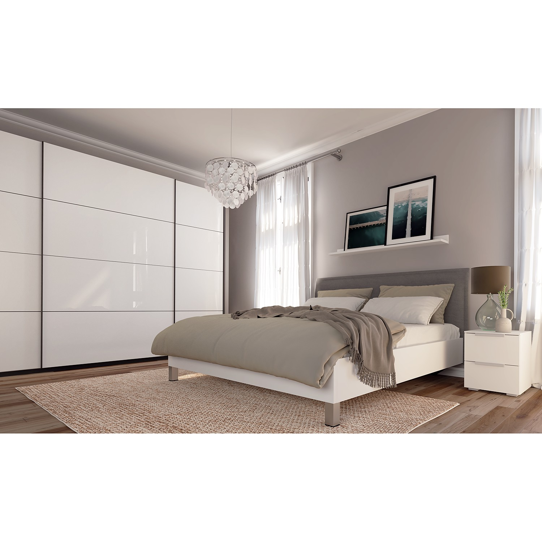 home24 Schwebetuerenschrank SKOEP II | Schlafzimmer > Kleiderschränke | SKOEP