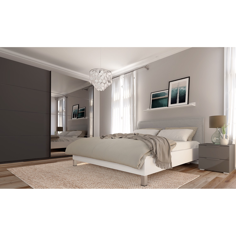 home24 Schwebetuerenschrank SKOEP VII   Schlafzimmer > Kleiderschränke > Schwebetürenschränke   SKOEP