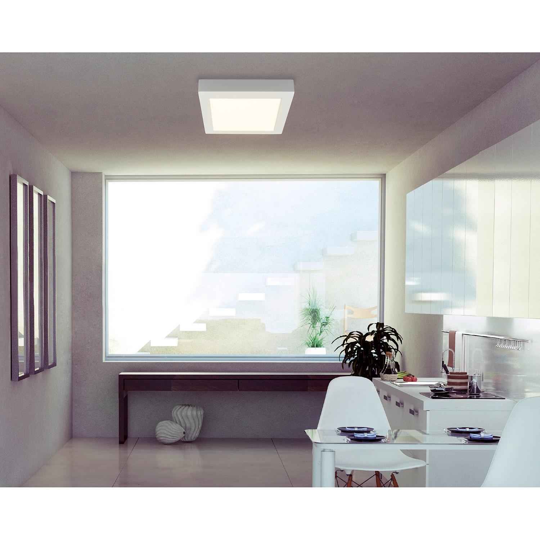 home24 LED-Deckenleuchte Simplex