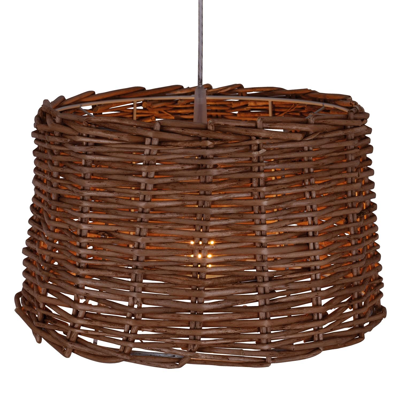 home24 Pendelleuchte Basket